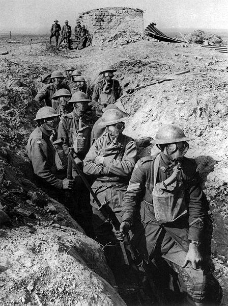 La première guerre mondiale (1914 et conflits)