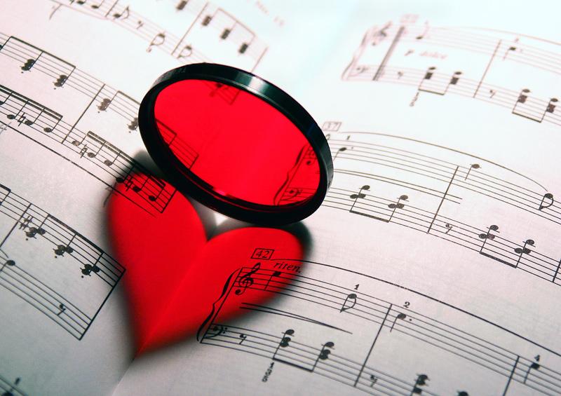 Chanson et poème d'amour !