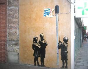 Banksy Tesco HDA