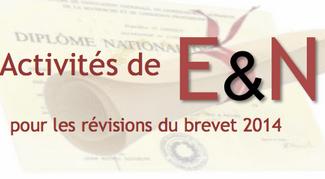 Révisions du brevet 2014