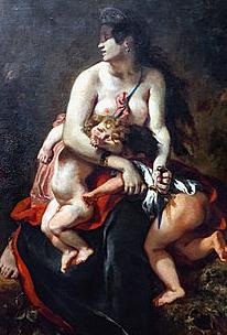 Bac français 2014 : Commentaire de Médée, Corneille