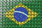 Les contrastes urbains au Brésil