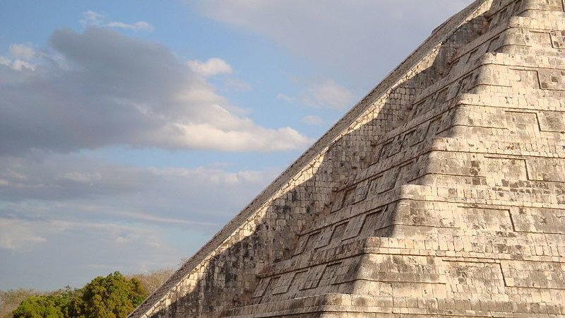 L'équinoxe à Chichén-Itzá