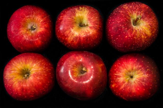 Ressources de la nature : les pommes