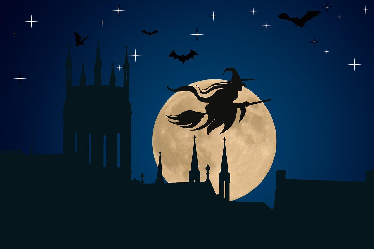 Halloween, sorcières & citrouilles