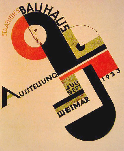 Le bauhaus education num rique for Bauhaus design hauser