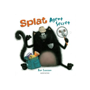 Maîtriser la lecture avec Splat Agent Secret
