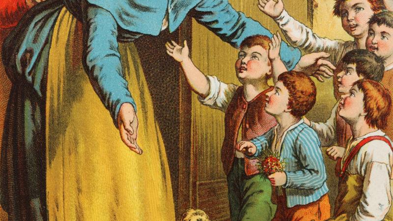 Le petit Poucet et le conte