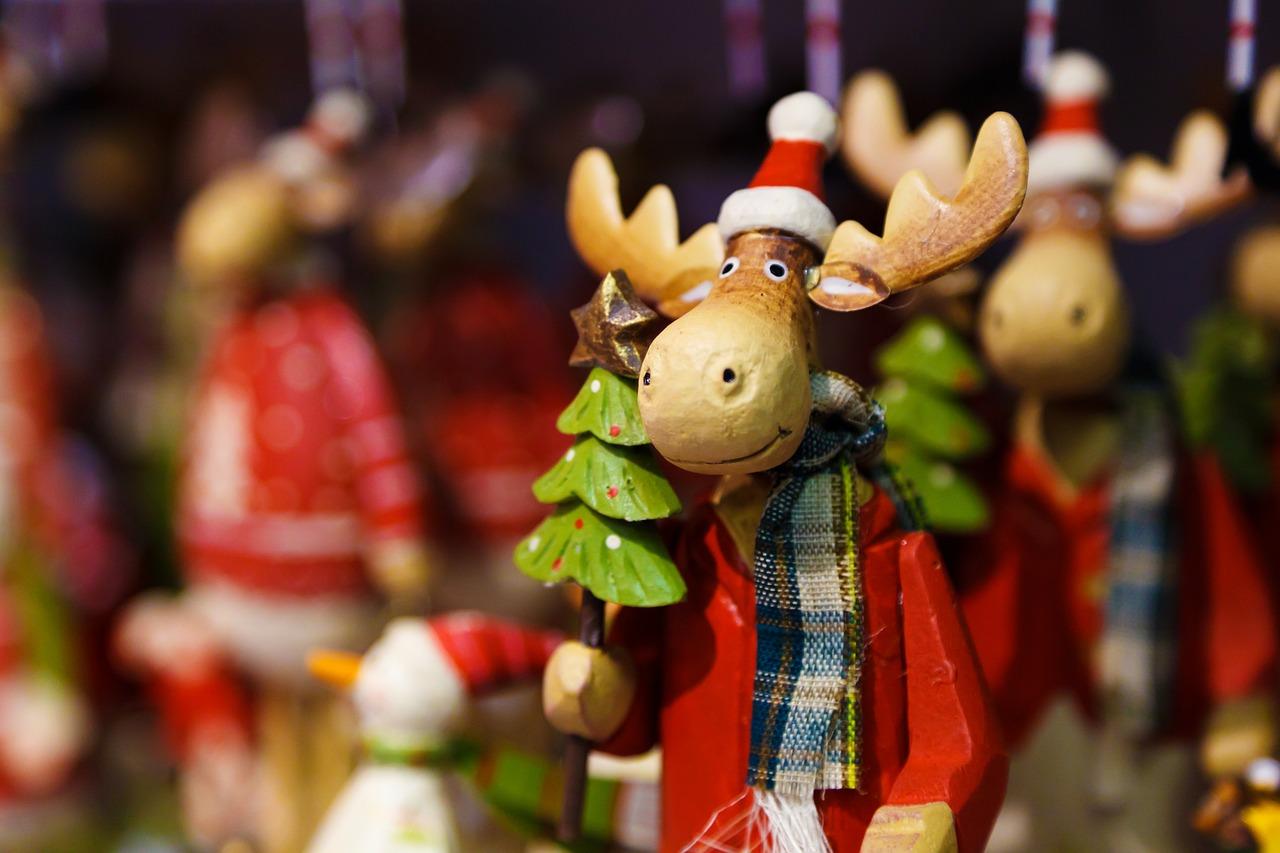Le secret des rennes du Père Noël
