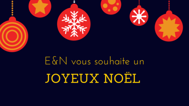 Joyeux Noël avec E&N