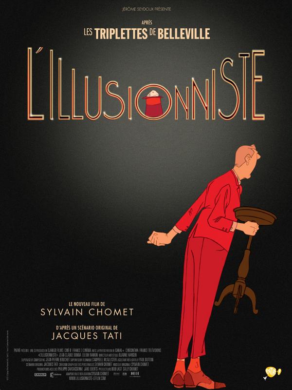 L'Illusionniste – cinéma et FLE