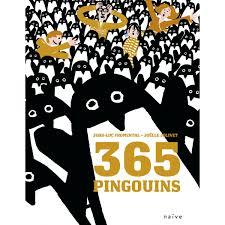 365 Pingouins de Jean-Luc Fromental et Joelle Jolivet