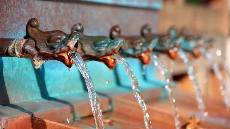 L'eau au fil du temps