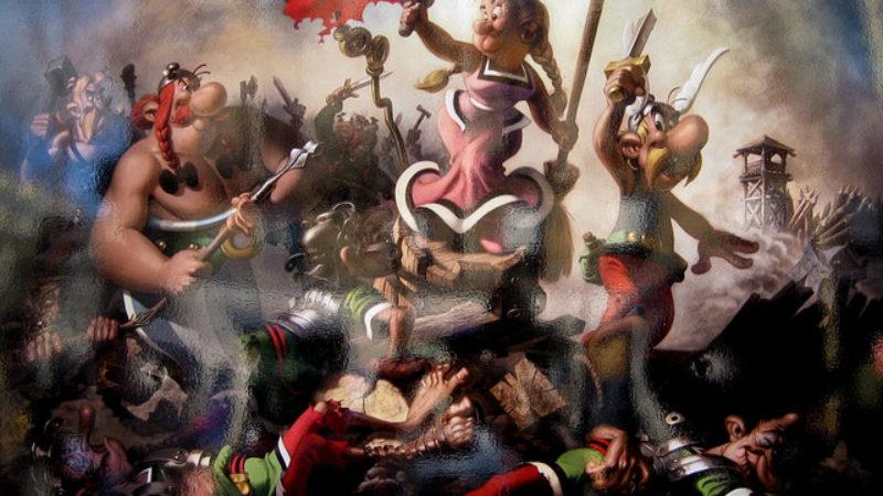 Les Gaulois et la conquête de la Gaule