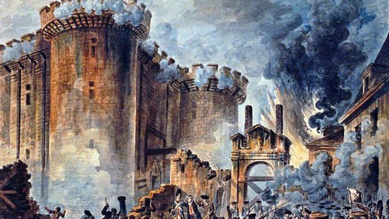 La fin de l'Ancien Régime