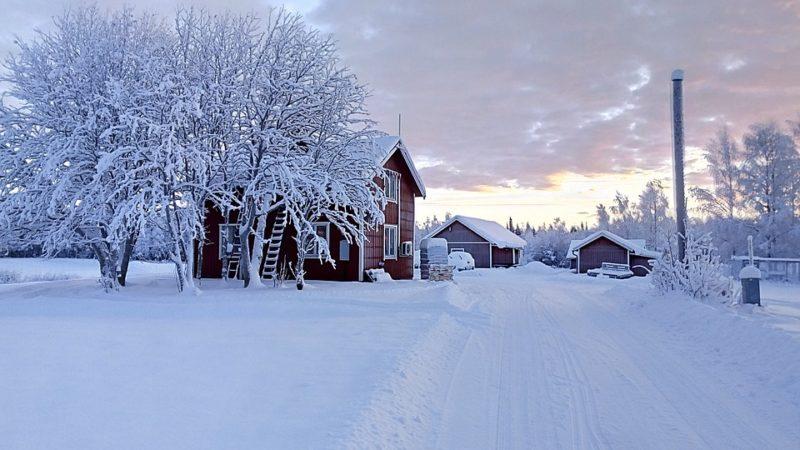 Les vacances à la neige