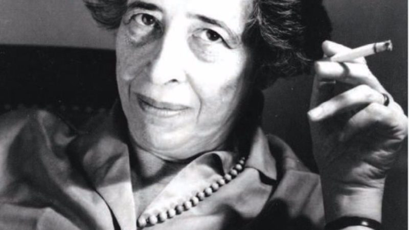 Introduction à la pensée d'Hannah Arendt