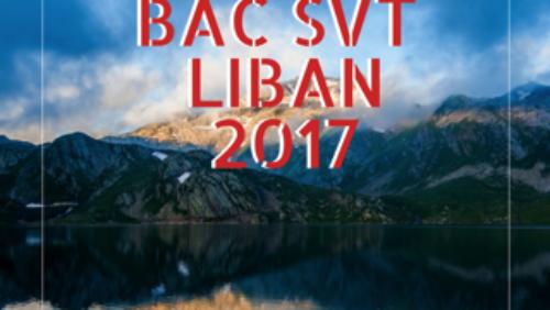 Sujets et corrigés Bac SVT – Liban – 2017